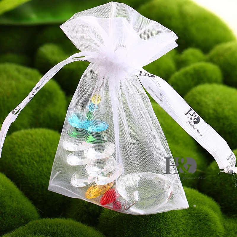 H & D לב צורת חלון תליון קריסטל המשתזפת 'Fengshui קשת יצרנית נברשת כדור פריזמה