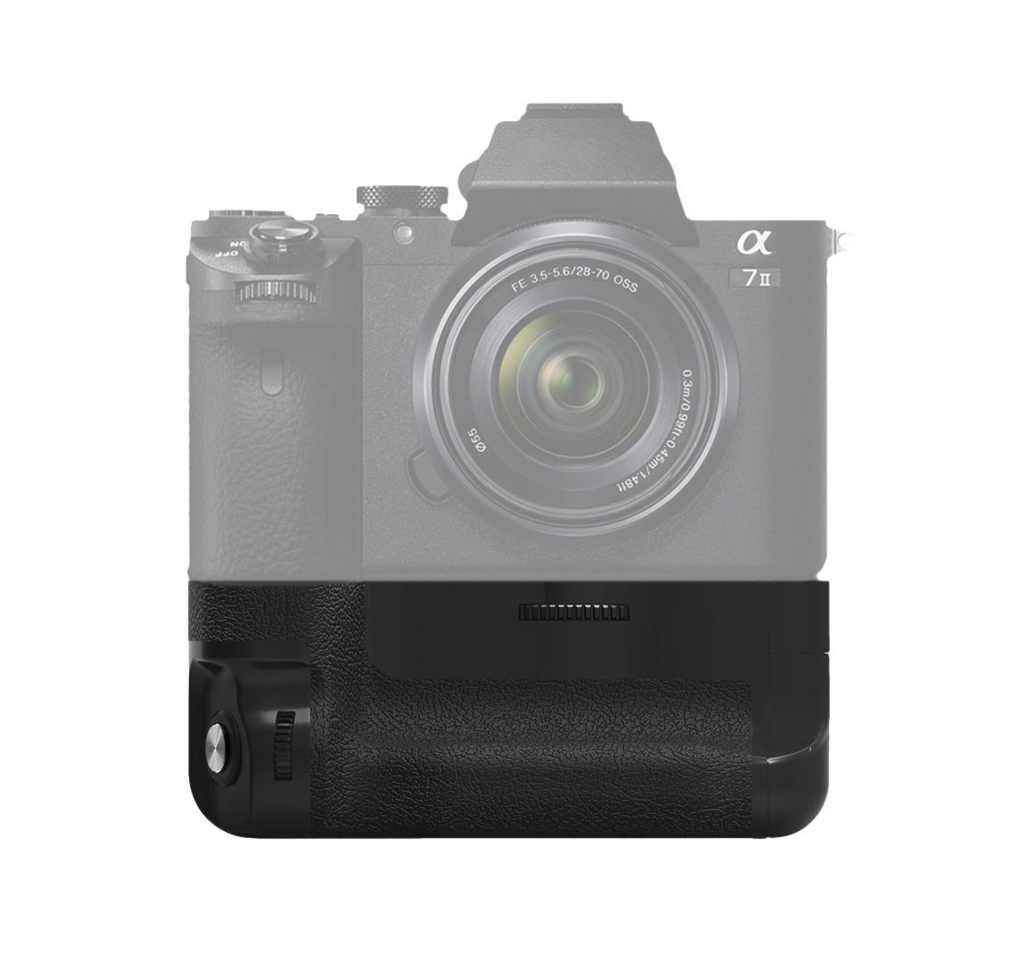 Meike MK-A7 II Professional Battery Grip for Sony A7 II A7R II as Sony VG-C2EM professional gemological for distinguishing real dimaond selector ii