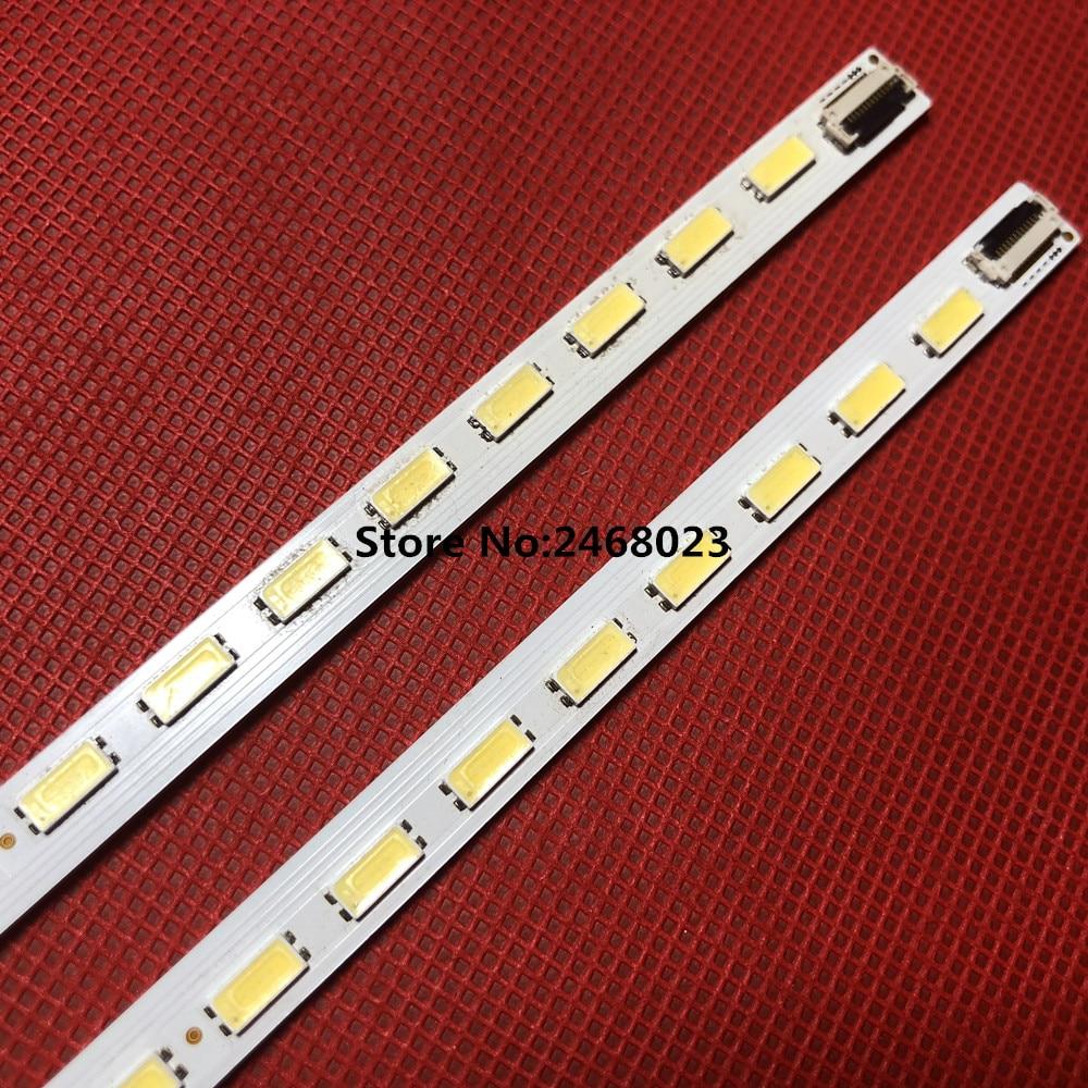 Lights & Lighting Led Lighting 2pcs/lot Original 347mm Led Backlight Lamp Strip 32leds For So Ny 55 Inch Lamp Strip Sj011a-r Sj011a-l 2012srs55 703032 2d Top Watermelons