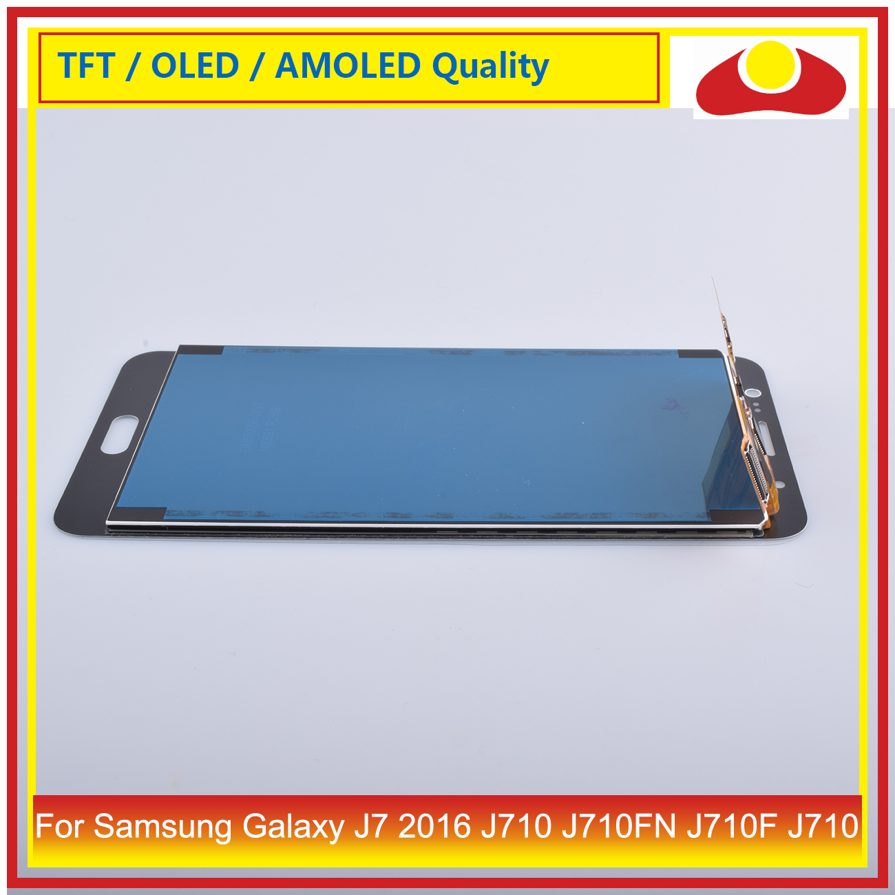 "Image 5 - ORIGINAL 5.5"" For Samsung Galaxy J7 2016 J710 J710FN J710F J710 LCD Display With Touch Screen Digitizer Panel Pantalla Complete-in Mobile Phone LCD Screens from Cellphones & Telecommunications"