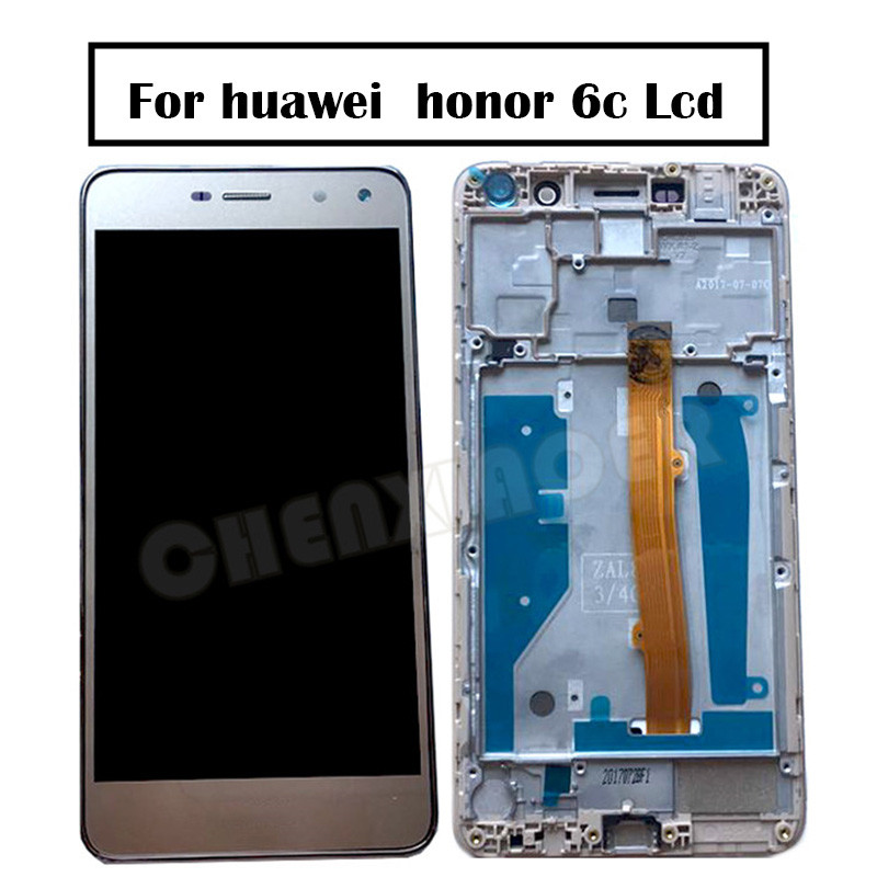 Worldwide delivery huawei honor 6c lcd in NaBaRa Online