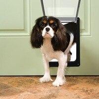 Door Safe Dog Door Pet Tool Puppy Dog Pup Cat Felis Animals Doghole Dog Tunnel Flap Entry Frame Safe Gate Door Cathole