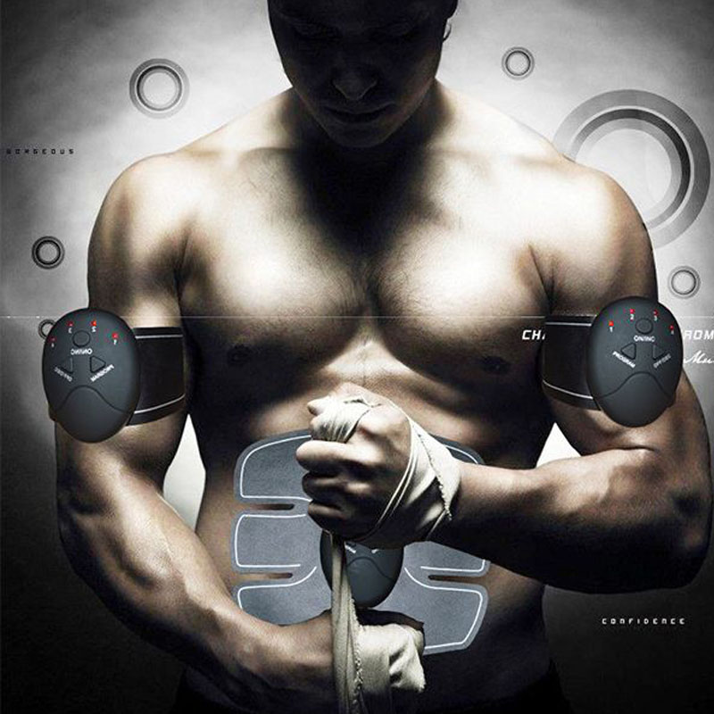 Abdominal Muscle  Muscle Exerciser Machine Fitness Toner Belly Leg Arm Exercise Toning Gear Equipment. W2-026