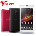 "Original Sony Xperia SP M35h GPS WiFi Dual Core 8.0MP 4.6""TouchScreen 8GB Unlocked Refurbished Phone free shipping"