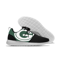 Men's Custom Shoes Green Bay Packers Low Top Big Logo Canvas 2019 Footwear Team Color Sport Off White Shoes for Men