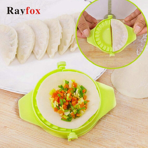 Kitchen Gadgets Hand Manual Pack Dumpling Jiaozi Maker Device Easy Dumpling Creative Cooking Tool Mold for Kitchen Accessories
