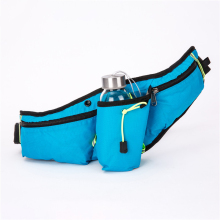 10PCS / LOT New High Quality Nylon Riding Kettle Waist Bag Sports Running Pocket Packs