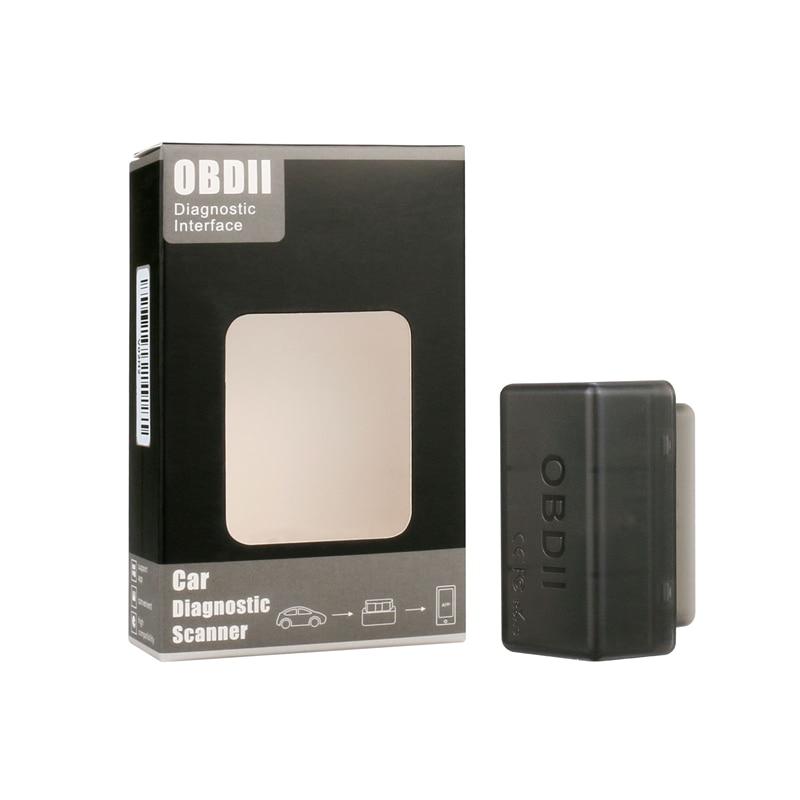 Super bluetooth Мини ELM327 OBD2 V1.5 OBDII автомобиля диагностический Интерфейс ELM 327 Беспроводной сканирования