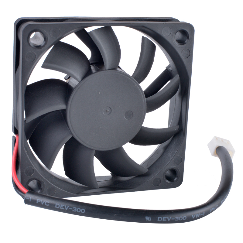 MGA6012XB-O15 6cm 60mm Fan 6015 12V 0.27A Double Ball Bearing Large air Volume Computer CPU Power Cooling Fan