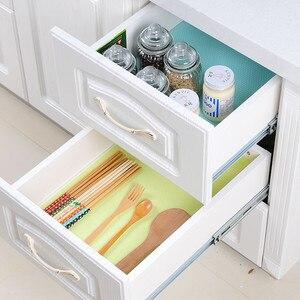 Image 4 - NEW 1 Pcs Kitchen Accessories Refrigerator Pad Antibacterial Antifouling Mildew Moistureproof Pad Refrigerator Waterproof Mats.Q