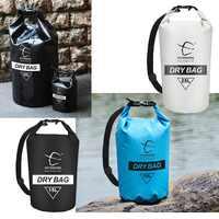 15L 25L Swimming Waterproof Bag Dry Sack Bag For Canoeing Kayak Rafting Outdoor Sport Bags Travel Kit Equipment storage bag 2018