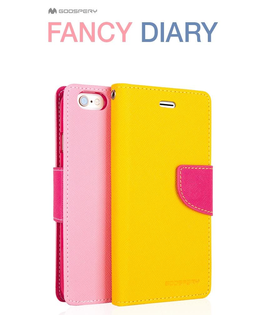 Mercury Goospery Fancy Diary Pu Leather Folio Wallet Flip Case For Samsung Galaxy S8 Plus Mint Navy 0a4a6590 0a4a6585 0a4a6591 0a4a6600 0a4a6608 0a4a6610 Color 2