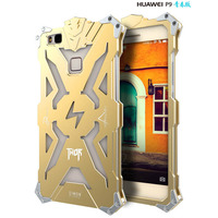 For HUAWEI Ascend P9 Lite Phone Cases Simon Brand Thor Full Body Anti Knock Metal Aluminum