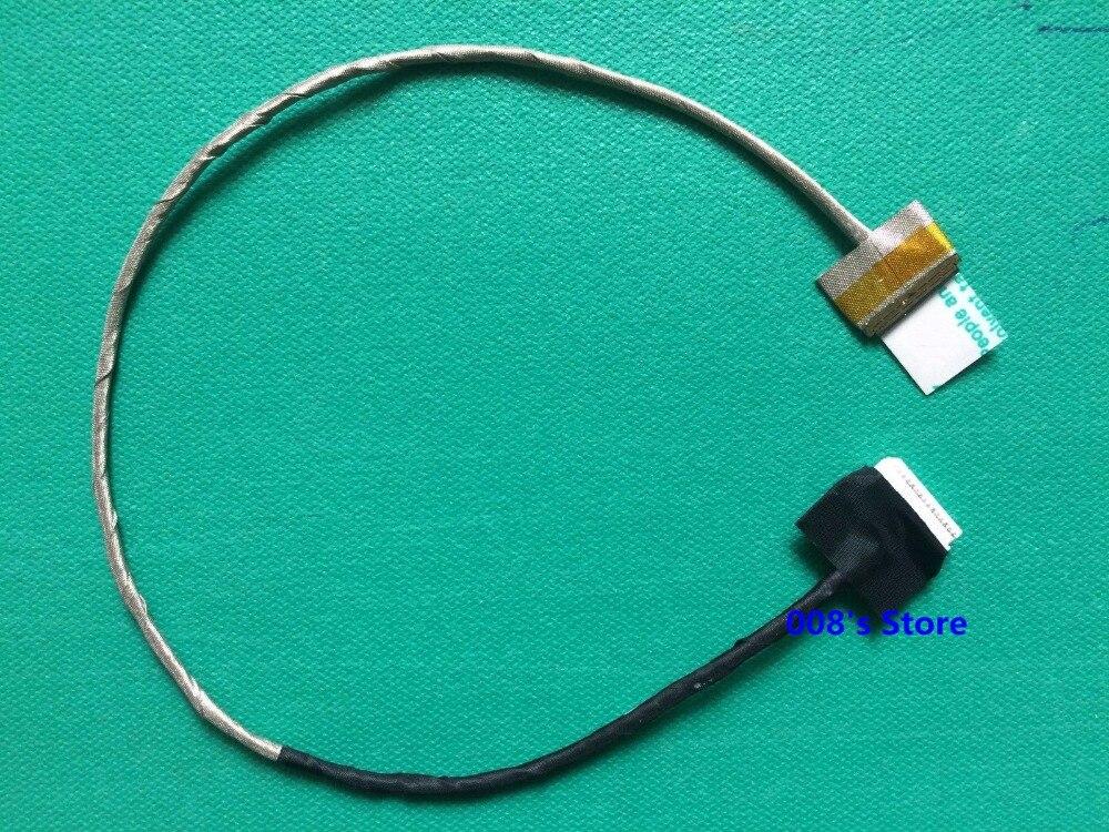 Nouveau LED LCD EDP câble pour Clevo W230ST pour HASEE K350C-I7 D2 k350s W230SS 6-43-W2301-010-K écran affichage ruban LVDS Flex