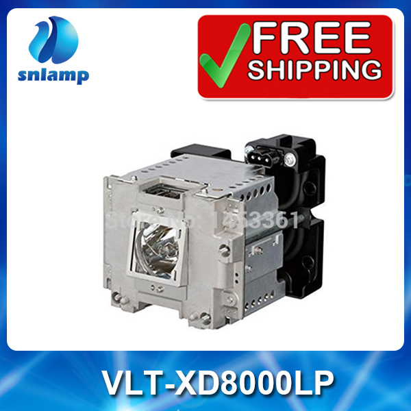 все цены на Replacement high quality projector lamp bulb VLT-XD8000LP for XD8100U XD8200U WD8200U UD8400U онлайн