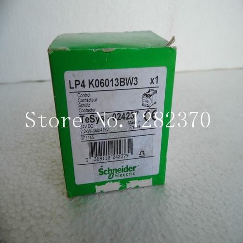 [SA] New original authentic special sales - contactor LP4K06013BW3 Spot --2pcs/lot brand new original authentic brs15b