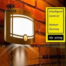 Новый настенный светильник с датчиком движения для туалета в