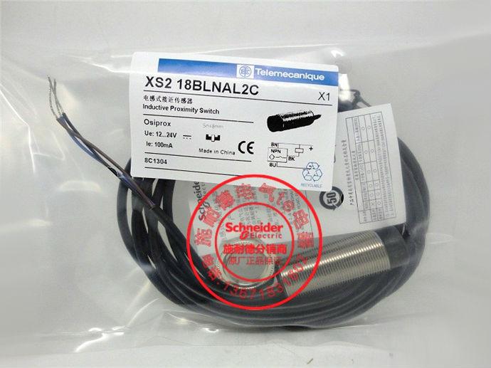 Proximity switch XS218BLNAL2C XS2-18BLNAL2C proximity switch xs118blpam12 xs1 18blpam12
