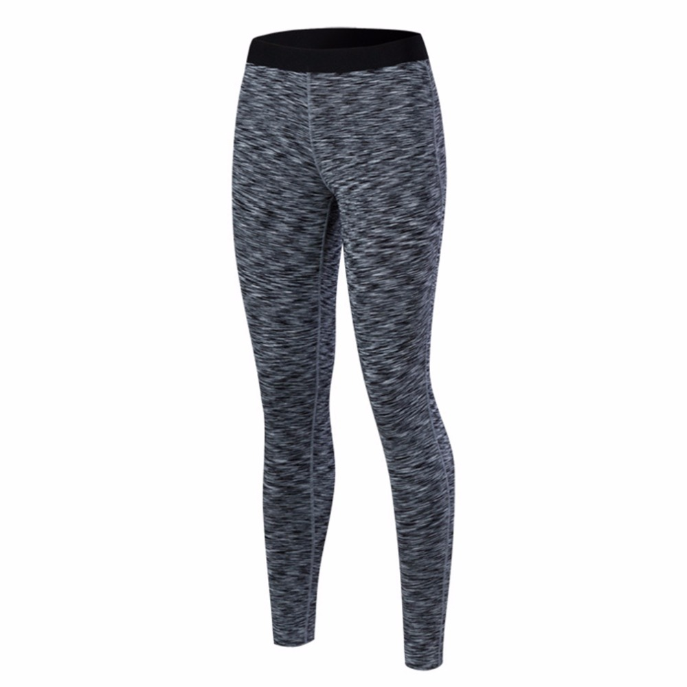 Yoga Fitness Pants Exercise Running Quick Dry Elastic Tights Trousers Leggings Slim Compression Pants Hips Push Up New Style Hot