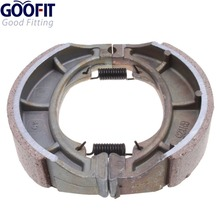 GOOFIT Rear Brake Shoe for CF250cc 250cc Water-cooled ATV Go Kart Moped Scooter C029-076