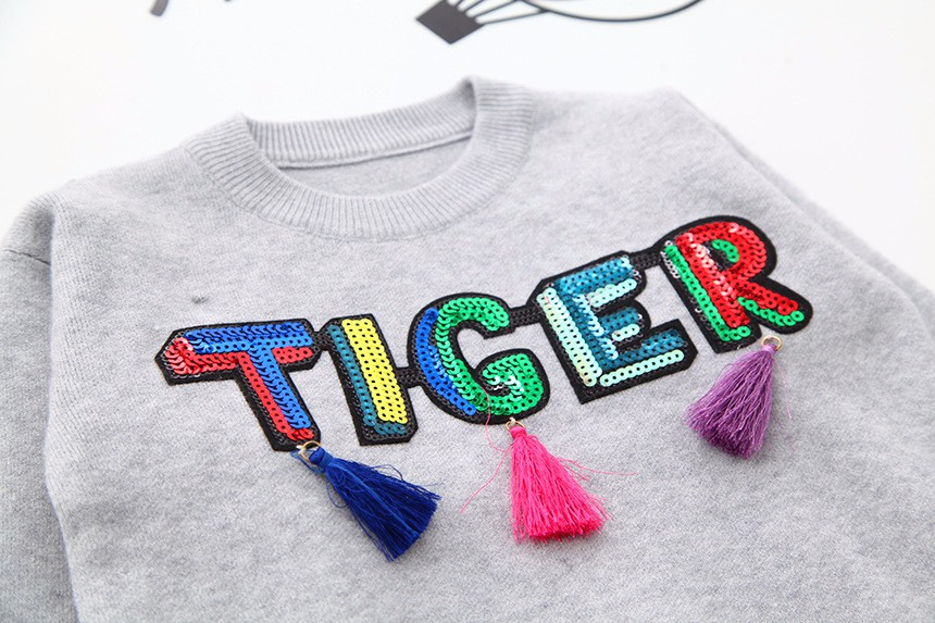 Girls Cardigan Sweater (5)