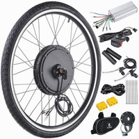 Free Torque arm 48V 1000W 26 Front Wheel Electric Bicycle Motor Kit Bicycle Cycling Engine Kit