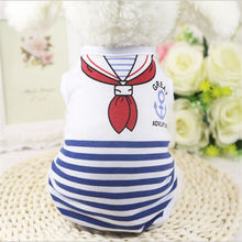 Pet Dog Clothes Soft Summer Mesh Puppy cheap dog clothes Cat Vests Cartoon Clothing for Small Pets Chihuahua