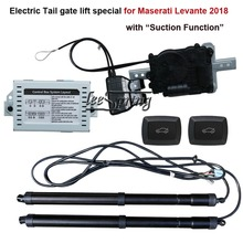 Car smart Electric Tail gate lift special for Maserati Levante 2018 with suction function Easily for You to Control Trunk