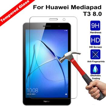 Szkło hartowane dla Huawei MediaPad T3 8 0 KOB-W09 KOB-L09 Screen Protector Tablet szkło hartowane Film dla Honor Play Pad 2 8 #8243 tanie i dobre opinie 1 Paczka Odporne na zarysowania TEMPERED GLASS for Huawei MediaPad T3 8 0 KOB-W09 KOB-L09 Honor Play Pad 2 8 NGU NEVER GIVE UP