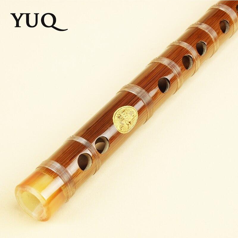YUQUE Traditionele professionele bamboefluit Houtblazers dizi - Muziekinstrumenten - Foto 4