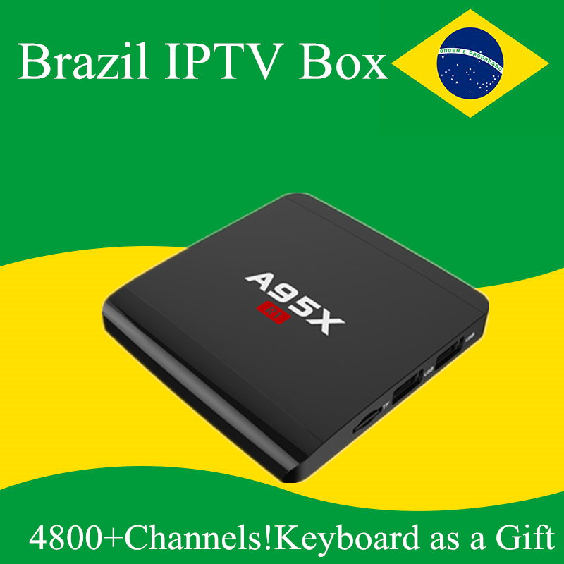 Brazil IPTV Box Arabic Spain RK3229 A95X-R1 Android 6.0 TV Box 1GB/8GB 4K HDMI 2.0 Smart TV Box Europe Swedish IPTV Media Player gotit cs918 android 4 4 tv box with 1year arabic royal iptv europe africa latino american iptv rk3128 media player smart tv box