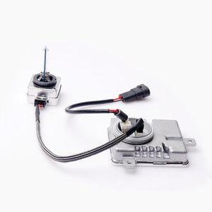 Image 5 - Комплект Ксеноновых Ламп D3S D1S HID, балласт для OEM W003T20171, подходит для Audi Volkswagen