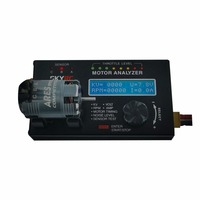 SKYRC Brushless Motor LCD Analyzer Motor Tester SK 500020 with LCD Display Screen for RC Car Motor