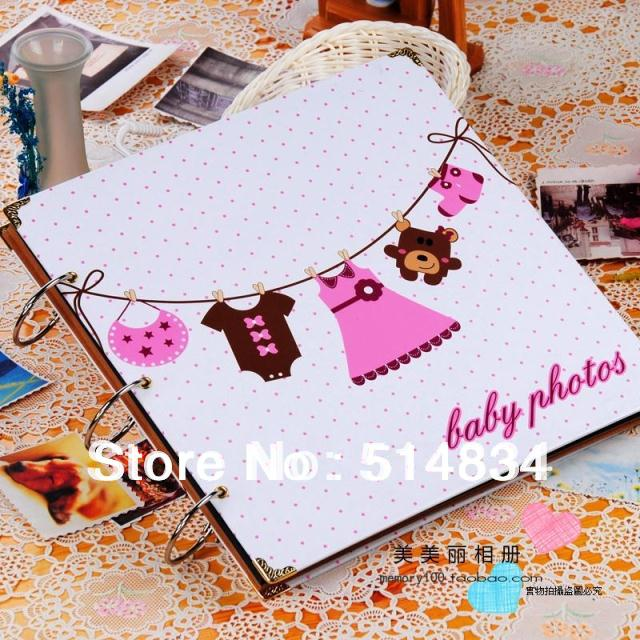 Diy Wedding Album Ideas: 2015 Designer Baby Photo Album Diy Wedding Picture Albums