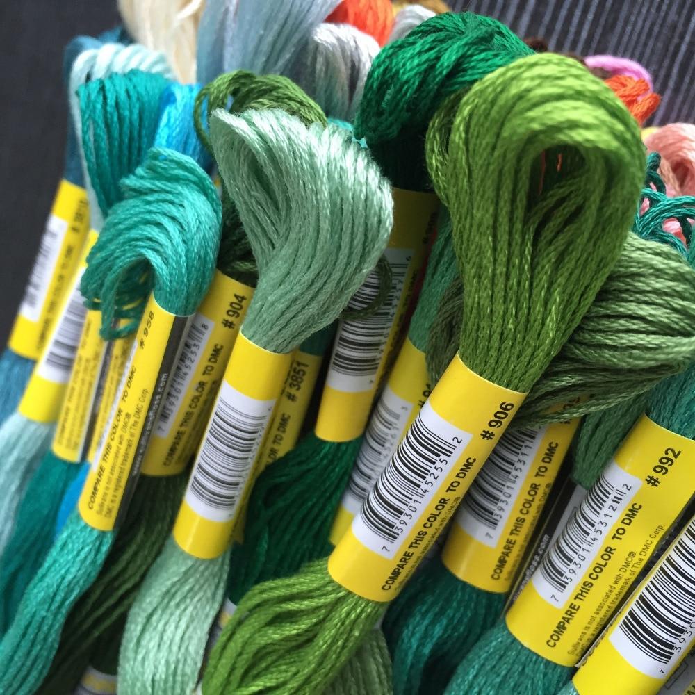 DMC Embroidery Floss Colors 3782-3836  Choice