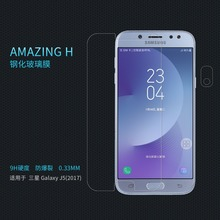 Tempered Glass Screen Protector For Samsung Galaxy J530f J5 (2017) NILLKIN Amazing H Nanometer Anti-Explosion Protective Film