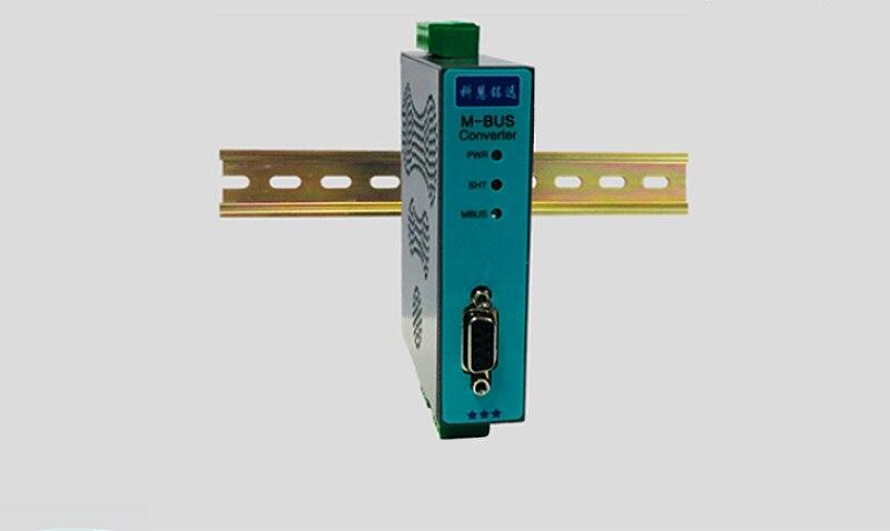 Convertisseur MBUS/M-BUS vers RS232/485 (charge 250) KH-CM-M250