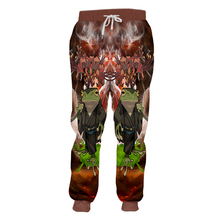 Quick Dry Polyester Apparel Fashion Design 3D Full Print Frog And Toad Sweatpants Unisex Streetwear Clothes lobel a frog and toad квак и жаб 3 4 классы