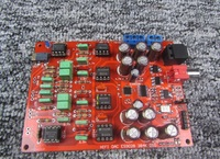 DIY DAC Decoder Board ES9028 I2S Supports Coaxial Optical Input DSD Balanced Output finished board