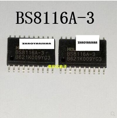 BS8116A BS8116 20SOP, 10 pièces X BS8116A-3, nouveau, livraison gratuite