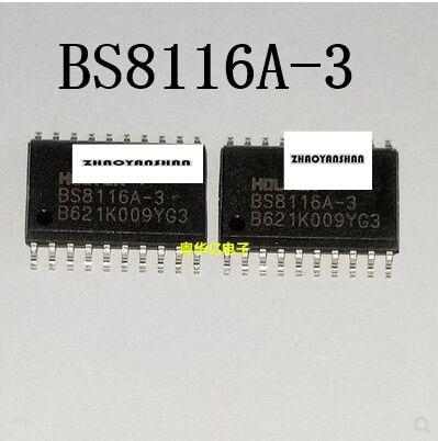 BS8116A BS8116 20SOP, 2 pièces X BS8116A-3, nouveau