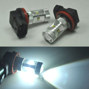 1 Pair H11 White 30W SMD Proje