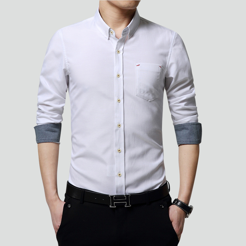 Compare Prices on Fitted White Shirt- Online Shopping/Buy Low ...