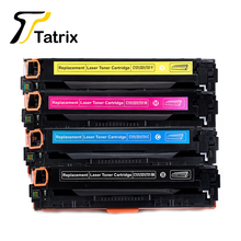 4 Colors For Canon C131/331/731 BK/C/M/Y Compatible Toner Cartridge For Canon LBP7100CN/7110CW/MF8230CN/8280CW Printer