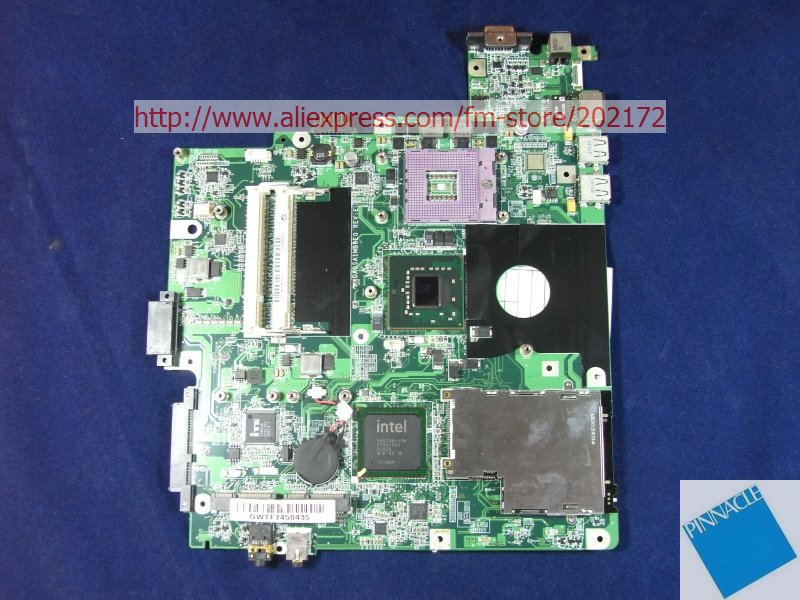 31SA1MB0020 Motherboard for Gateway M6320  DA0SA1MB6E0  tested good радар детектор whistler wh 439st черный