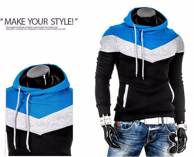 2016 New Winter Autumn Designer Hoodies Men Fashion Brand Pullover Sportswear Sweatshirt Men'S Tracksuits Moleton5
