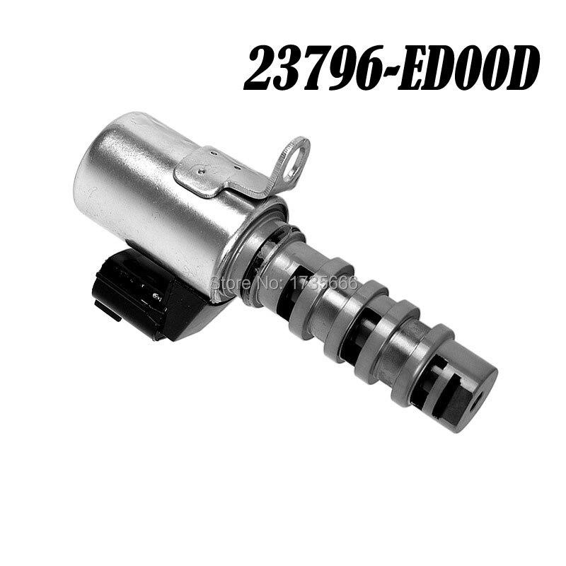 エンジンバルブタイミング電磁23796-ED00D用日産マイクラ1.2l versa 1.6lオイルコントロールキャシュカイ1/2 1.6 2010-15