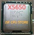 Original intel xeon x5650 processador cpu/2.66 ghz/lga1366/12 mb l2 cache/seis núcleos/cpu do servidor (trabalhando 100% frete grátis)
