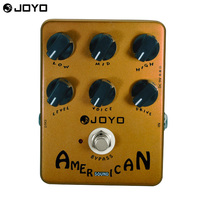 JOYO JF-14/American sound (Amplifier Simulator), electric bass dynamic compression effects guitar pedals free shipping