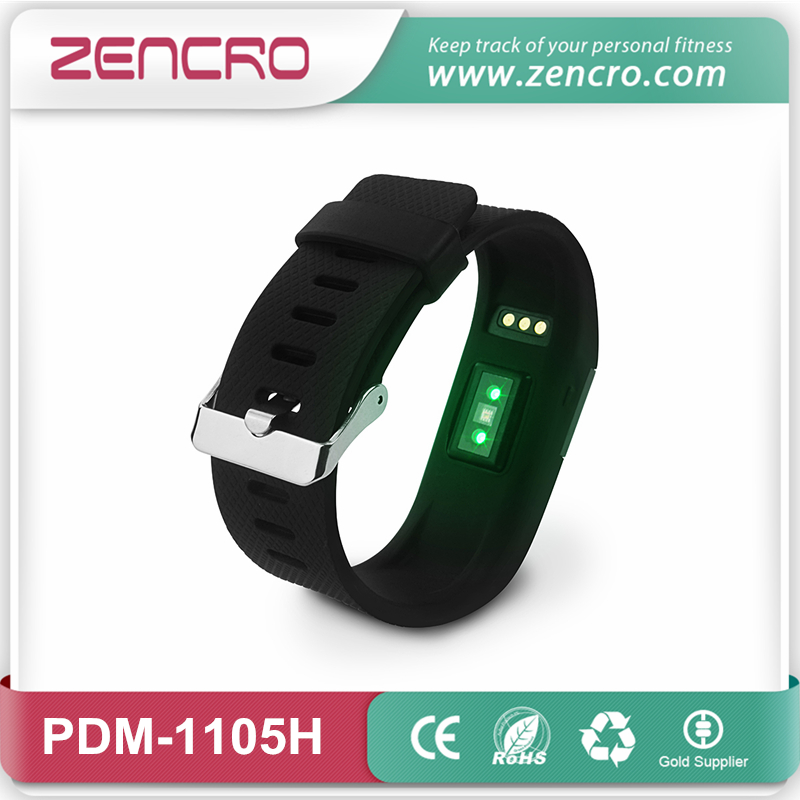 Veryfit 2 0 Pulse Heart Rate Bracelet Silicone Wristband Pedometer